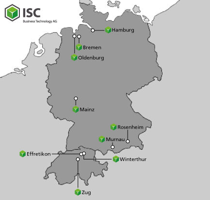 isc branches